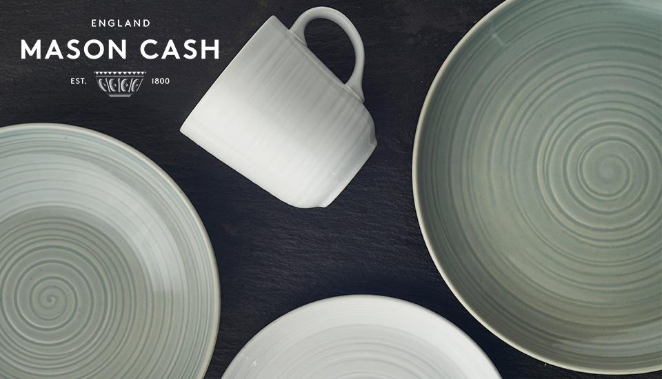 Mason Cash William Mason Collection