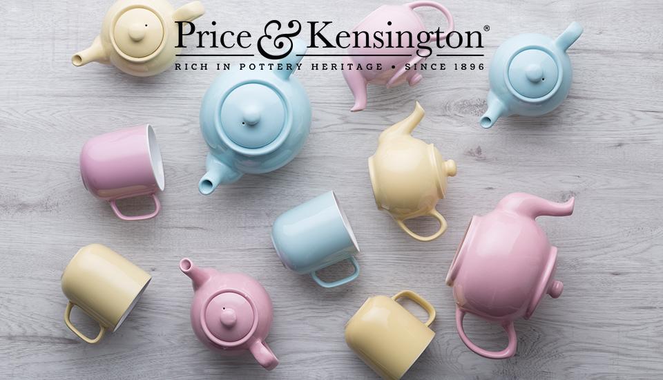 Price and Kensington Brights Mugs