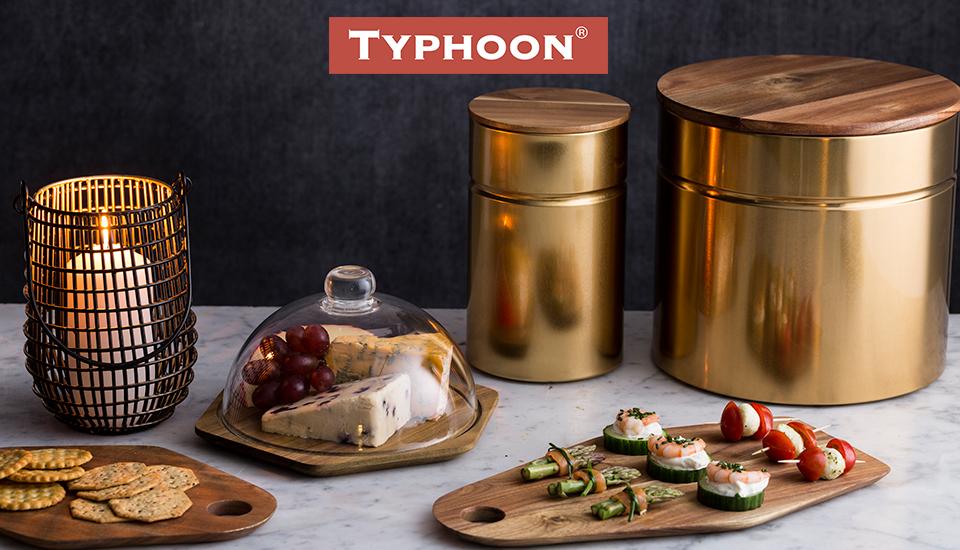 Typhoon Modern Kitchen