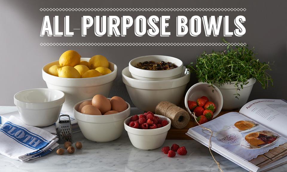 All-Purpose Bowls