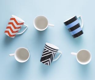 Arthur Wood Fashion Mugs