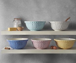 Color Mix Mixing Bowls