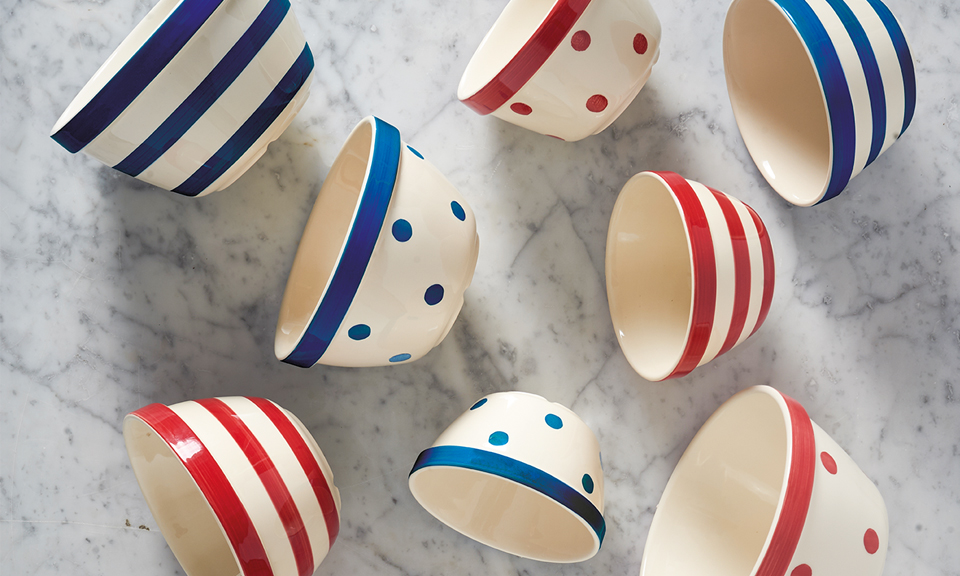 Spots & Stripes All-Purpose Bowls