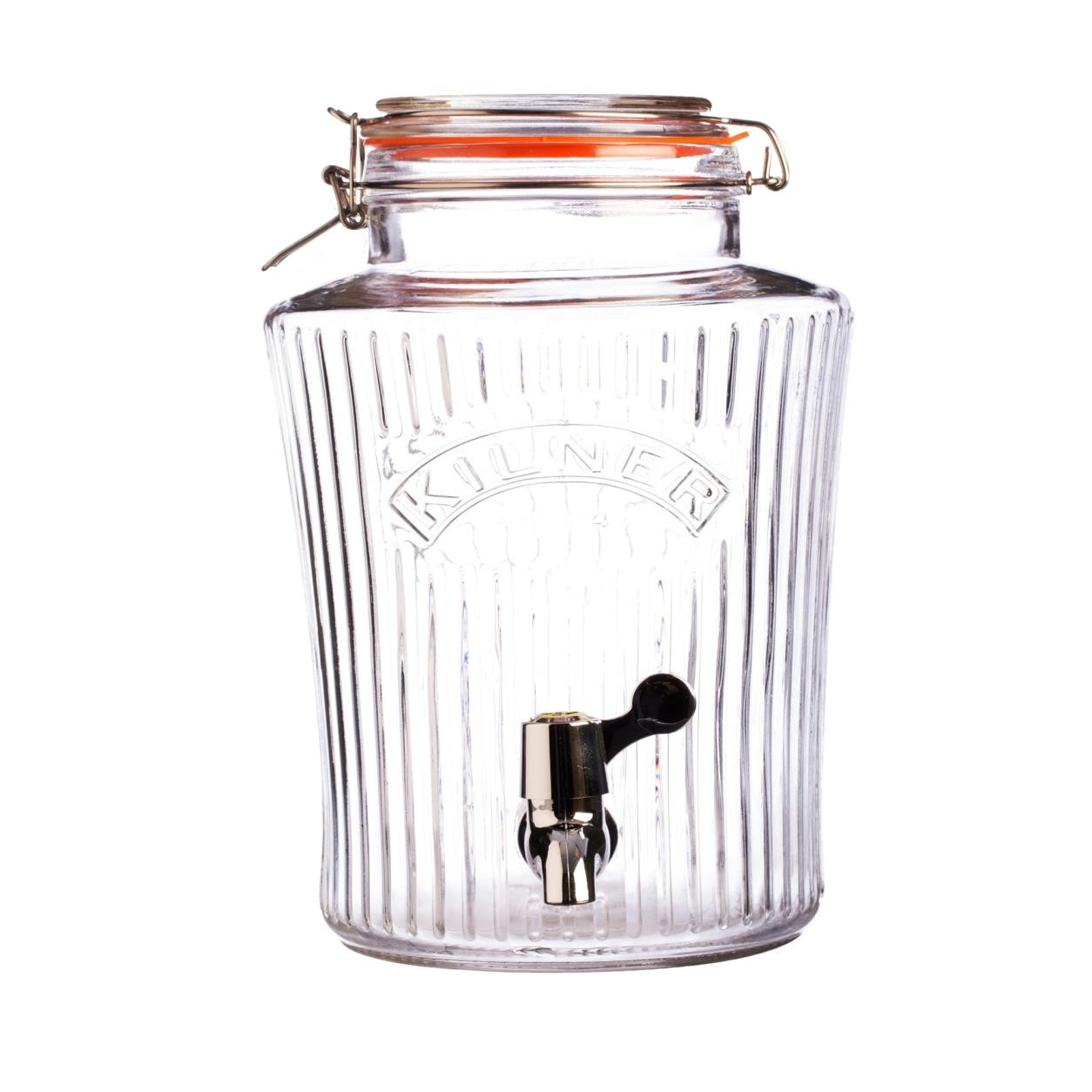 VINTAGE  DRINKS DISPENSER 2.1 GALLON