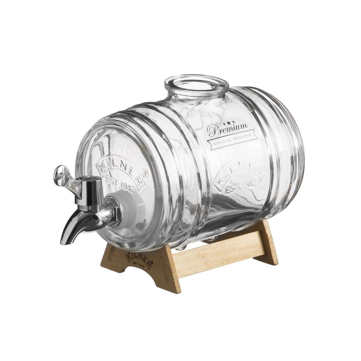 BARREL DISPENSER 34 FL OZ