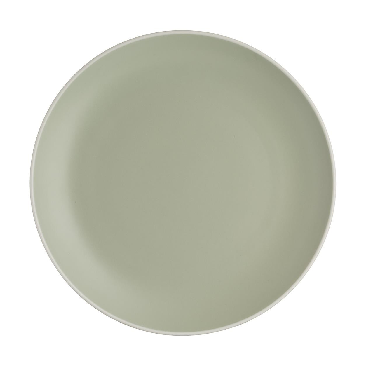 CLASSIC COLLECTION GREEN DINNER PLATE