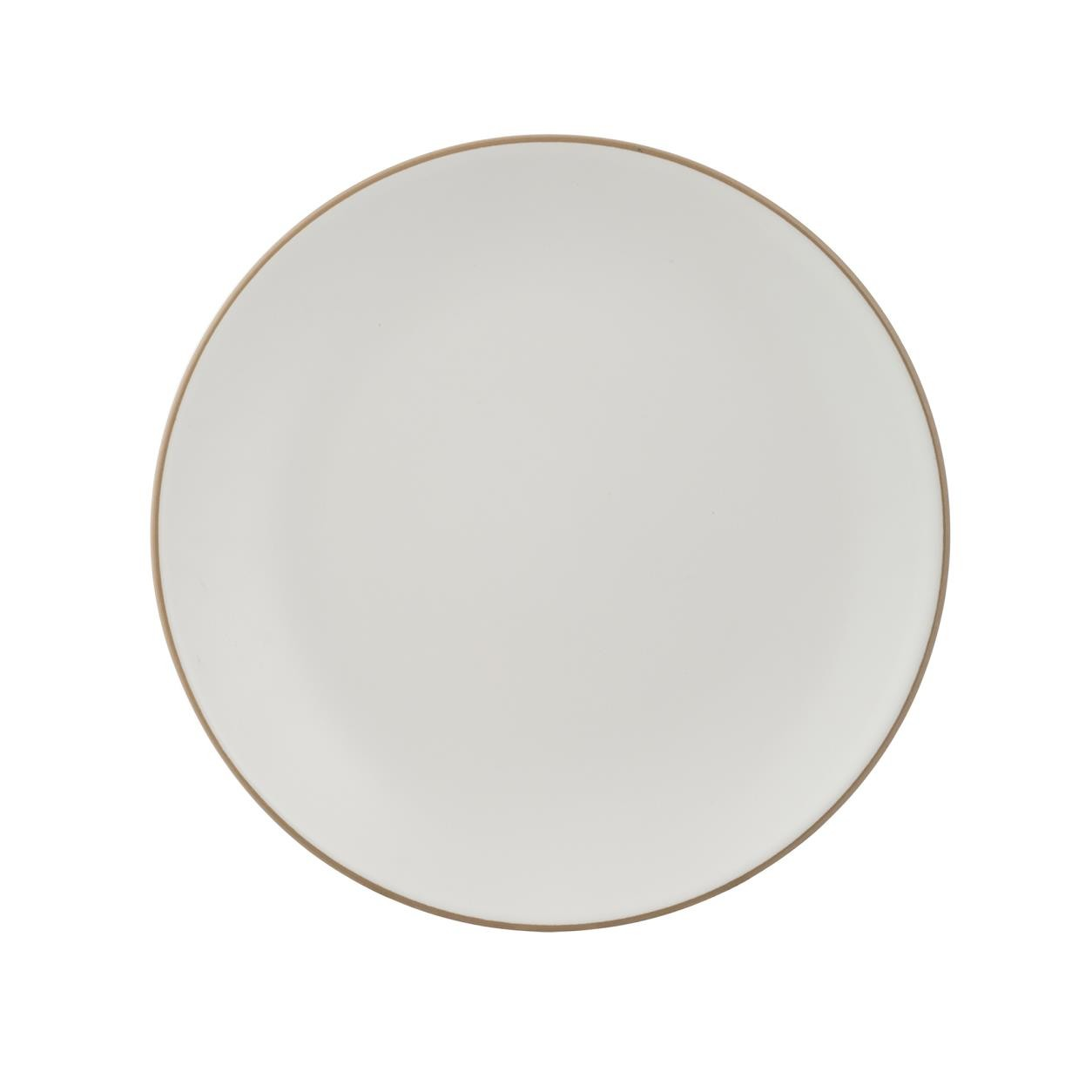 CLASSIC COLLECTION CREAM DINNER PLATE