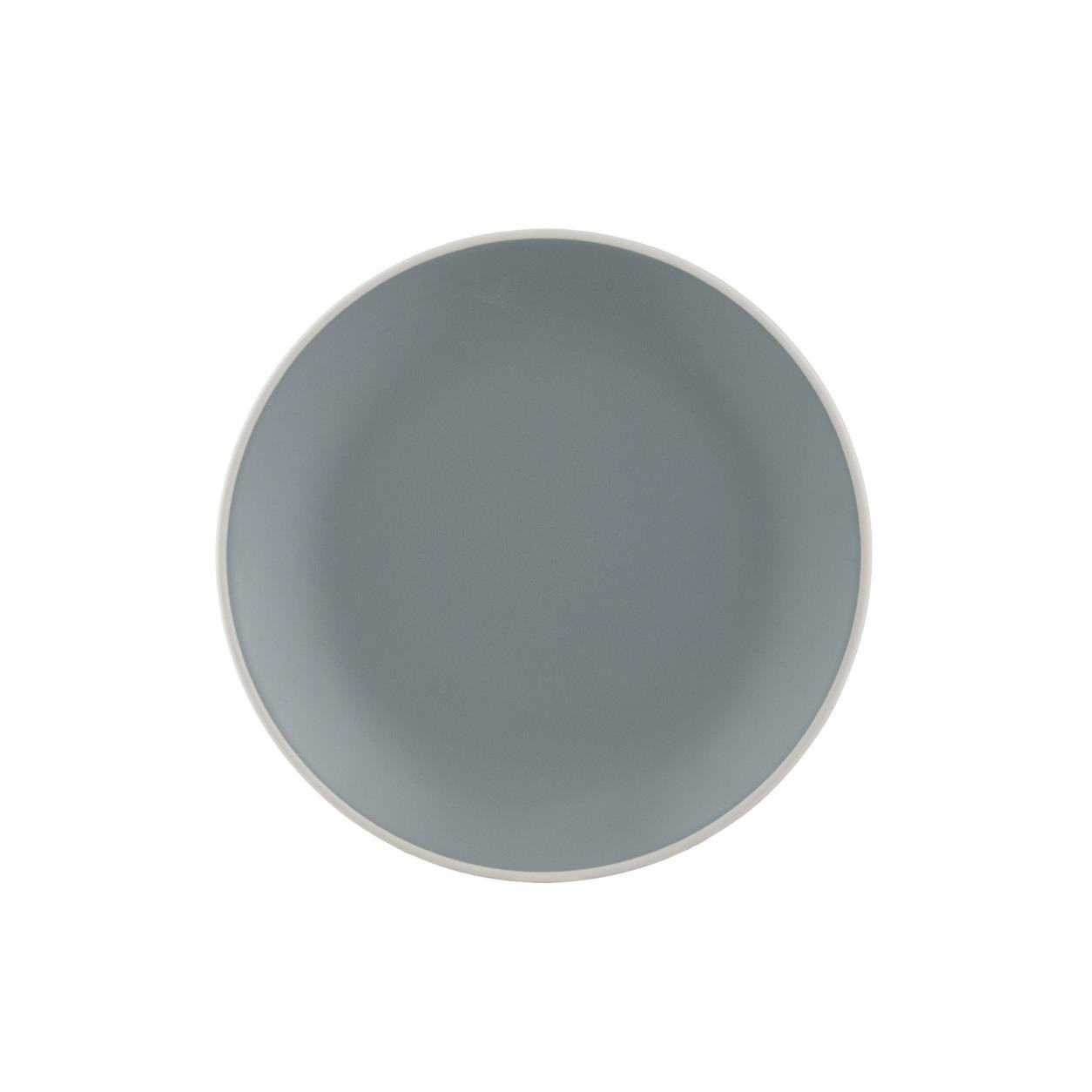 CLASSIC COLLECTION GREY SIDE PLATE