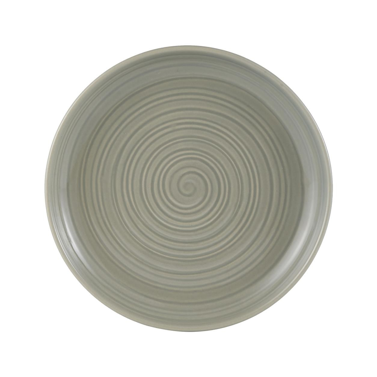 WILLIAM MASON SIDE PLATE GREY