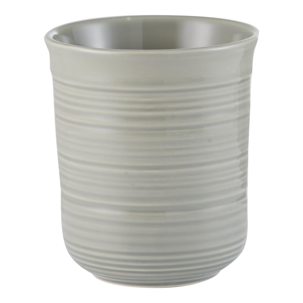 WILLIAM MASON UTENSIL POT GREY