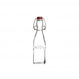 SQUARE CLIP TOP BOTTLE 9 FL OZ