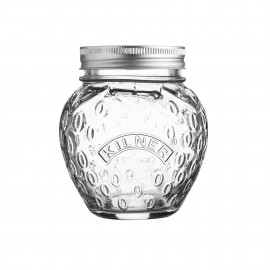 STRAWBERRY FRUIT JAR 13.5 US FL OZ