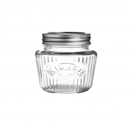 VINTAGE CANNING JAR 8.5 FL OZ