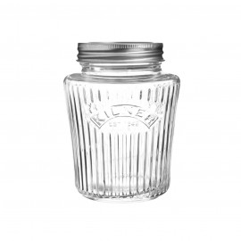 VINTAGE CANNING JAR 17 FL OZ