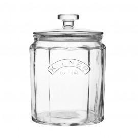 GLASS STORAGE JAR 125 FL OZ