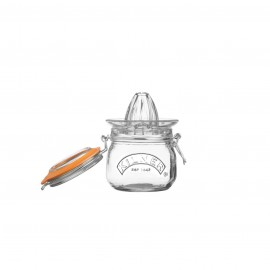 CLIP TOP JAR WITH JUICER 17 FL OZ