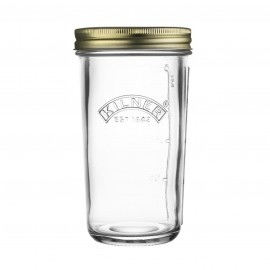 WIDE MOUTH CANNING JAR 17 FL OZ