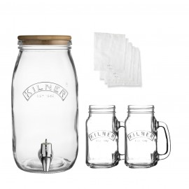 KOMBUCHA DRINKS SET