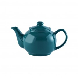 TEAL BLUE 2 CUP TEAPOT 15 FL OZ