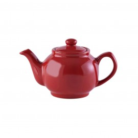 RED 2 CUP TEAPOT 15 FL OZ