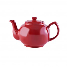 RED 6 CUP TEAPOT 37 FL OZ