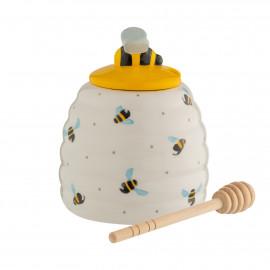SWEET BEE HONEY POT & DRIZZLER