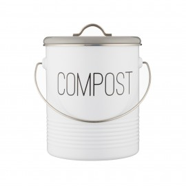 VINTAGE MAYFAIR COMPOST CADDY