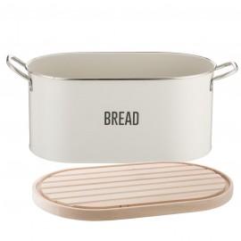 VINTAGE COPPER BREAD BIN