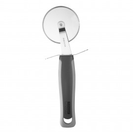 TWO TONE GRAY PIZZA CUTTER