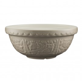 IN THE FOREST S18 STONE MIXING BOWL 11""