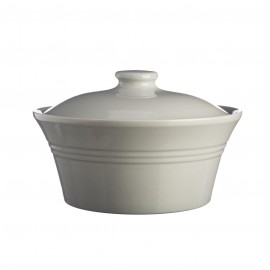 CLASSIC KITCHEN GRAY CASSEROLE 85 FL OZ