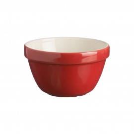 """COLOR MIX RED ALL PURPOSE BOWL 6.25"""""""