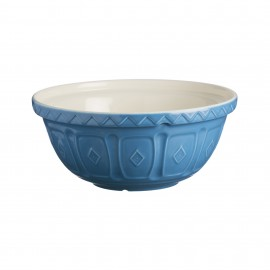 COLOR MIX S12 AZURE MIXING BOWL 11.5""