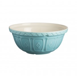 COLOR MIX S12 TURQUOISE MIXING BOWL 11.5""