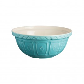 COLOR MIX S18 TURQUOISE MIXING BOWL 10.25""
