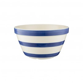 "NAVY STRIPES S18 (8.5"") ALL PURPOSE BOWL"