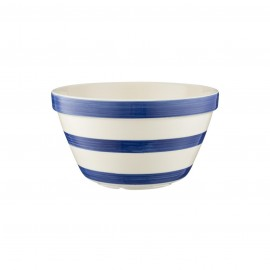"NAVY STRIPES S24 (8"") ALL PURPOSE BOWL"