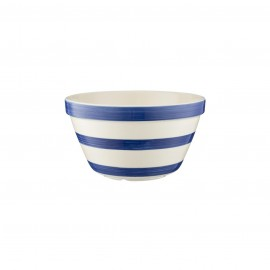 "NAVY STRIPES S36 (6.25"") ALL PURPOSE BOWL"
