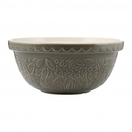 IN THE FOREST SIZE 12 GREY MIXING BOWL