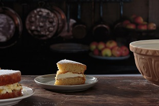 Passionfruit Sponge Cake fit for royalty
